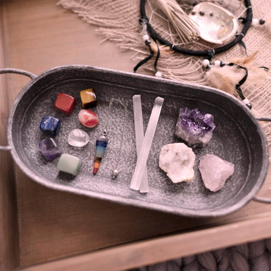 Zenluma Essentail Crystal Set
