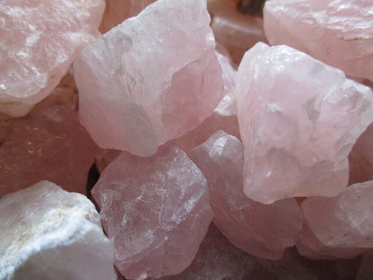 Healing Stones - Rose Quartz