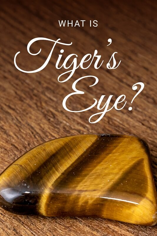 What Is Tiger's Eye? Meaning And Healing Properties
