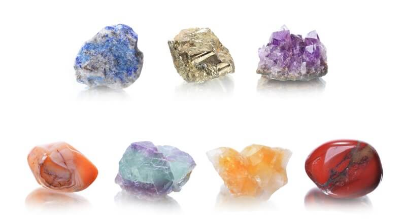 crystals for career progression