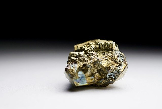 Pyrite - crystals for career progression