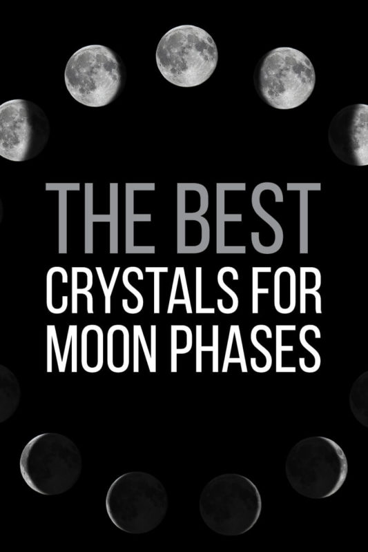 crystals for moon phases