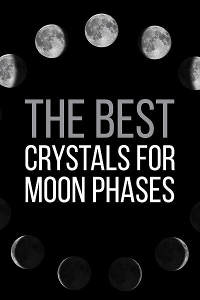 best crystals for moon pahses
