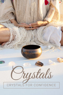 The best crystals for confidence
