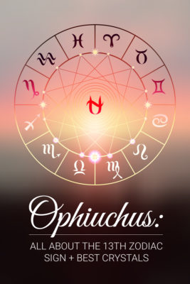 best crystals for ophiuchus