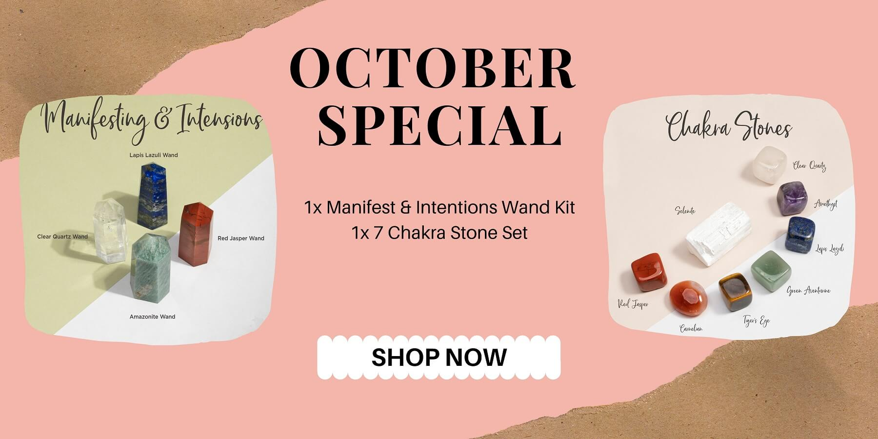 october special - manifest and intensions